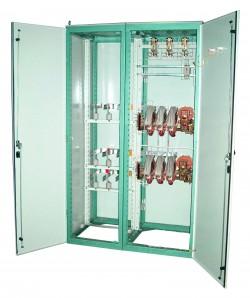 Ящики и шкафы ввода с АВР на ток до 630 А серий Я(Ш)У8250, Я(Ш)У8350