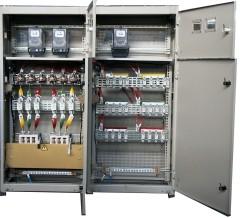 Шкафы распределения и учета электрической энергии серии ШРУЭ