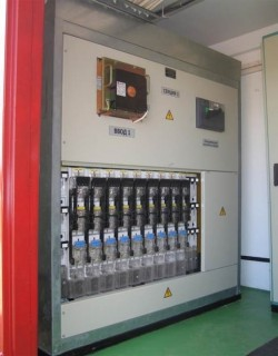 Устройства комплектные низковольтные распределения и управления серии ЩО-2008 «Модуль»