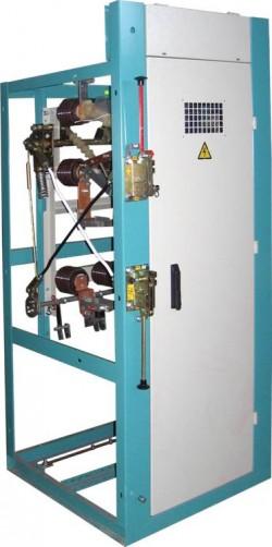Устройства распределительные комплектные внутренней установки на напряжение 6(10) кВ из камер типов КСО-398, КСО-399