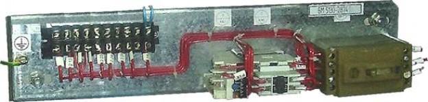 Блоки управления асинхронными двигателями с короткозамкнутым ротором модульные серий БМ5030, БМД5030
