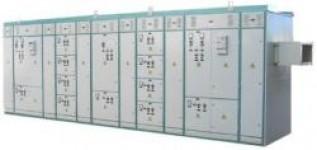 Подстанции трансформаторные комплектные внутренней установки на напряжение 6(10) кВ мощностью до 2500 кВА типов КТПП и КТПСН